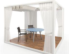 Pavilion Varaschin 3D