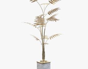 Ivete Palmtree Lamp 3D model