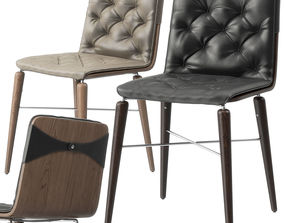 3D Kate chair by Bontempi