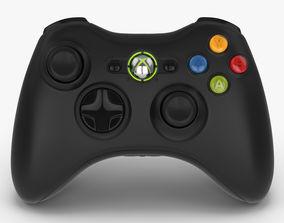 Microsoft Xbox Gamepad 3D