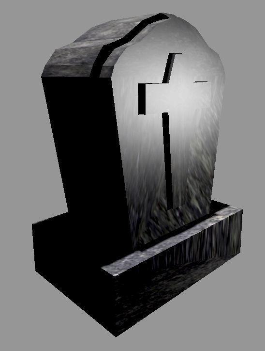 Decorative tombstone