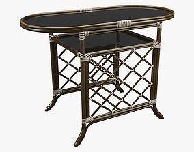 3D asset Realistic Table 004