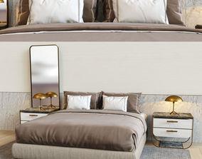 3D model Modern Bedroom carpet