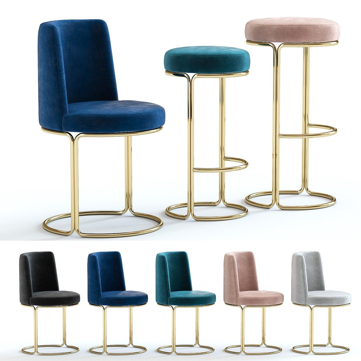 West Elm Cora Chairs