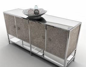 Kare Design Sideboard Moonscape 3D model