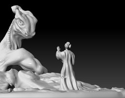 3D printable model The Summon