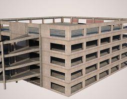 3D asset Parking
