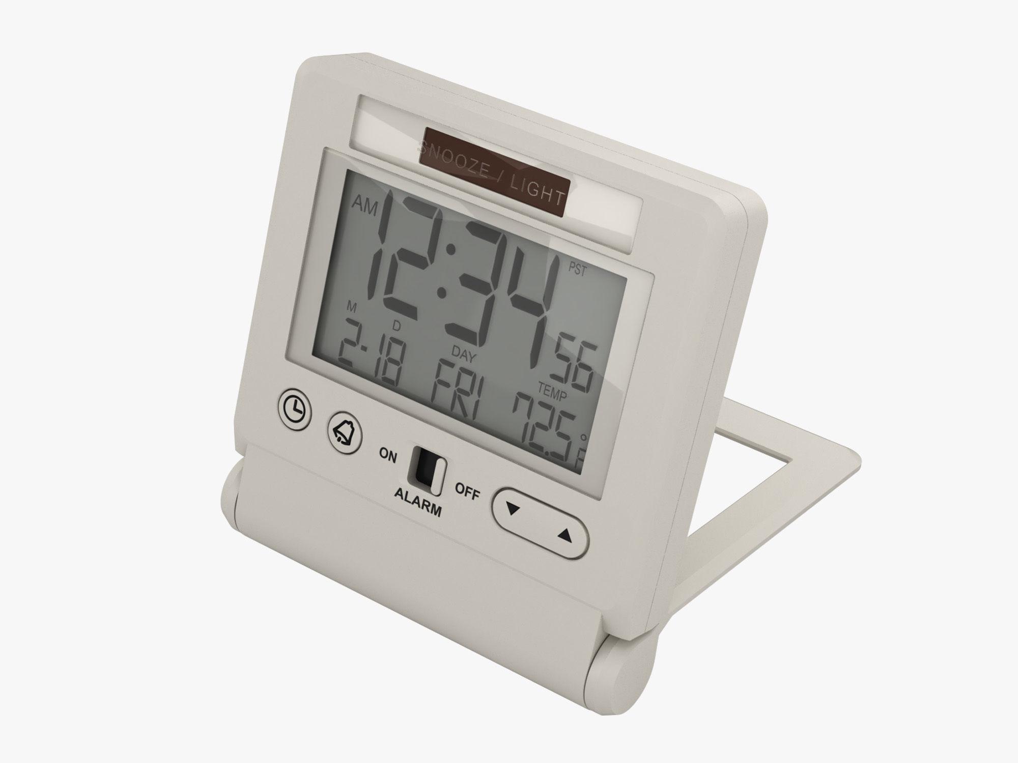 Alarm Clock 002