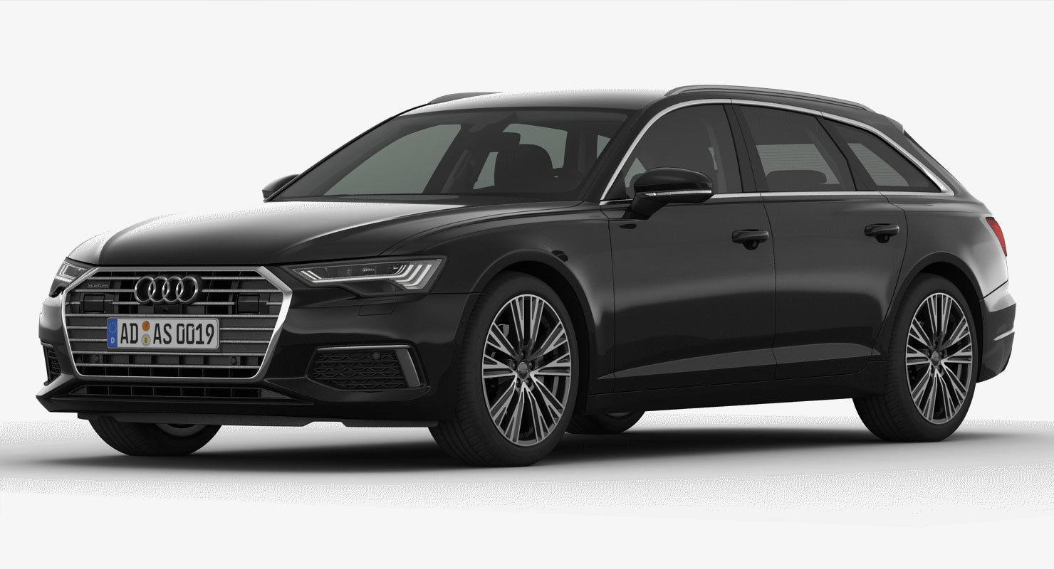 Audi A6 Avant 2019 Detailed Interior