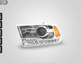 3D model Light Ram 3500