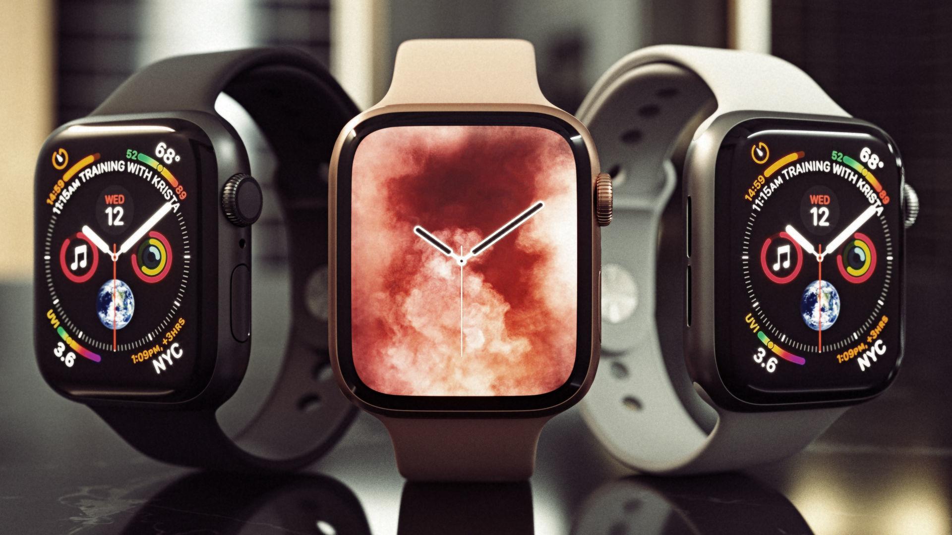 Apple Watch Series 4 44mm Aluminum Pack