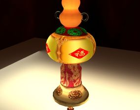 design 3D model Chinese Palace Lantern