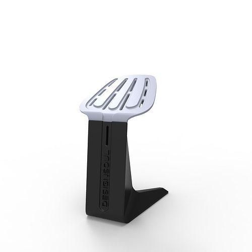 3d printable knifeblock 3d model stl 1