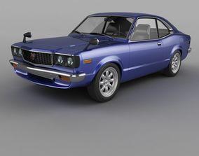 3D model Mazda RX3 Savanna