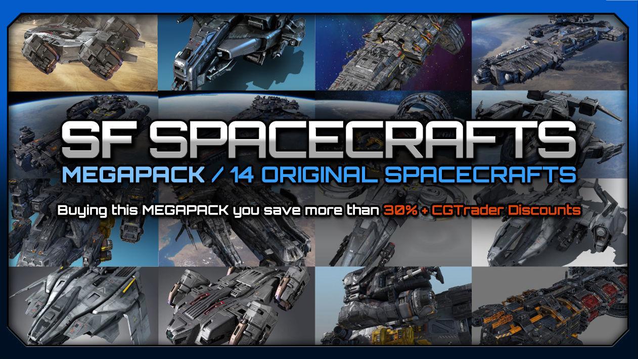 SF Spacecrafts MEGAPACK