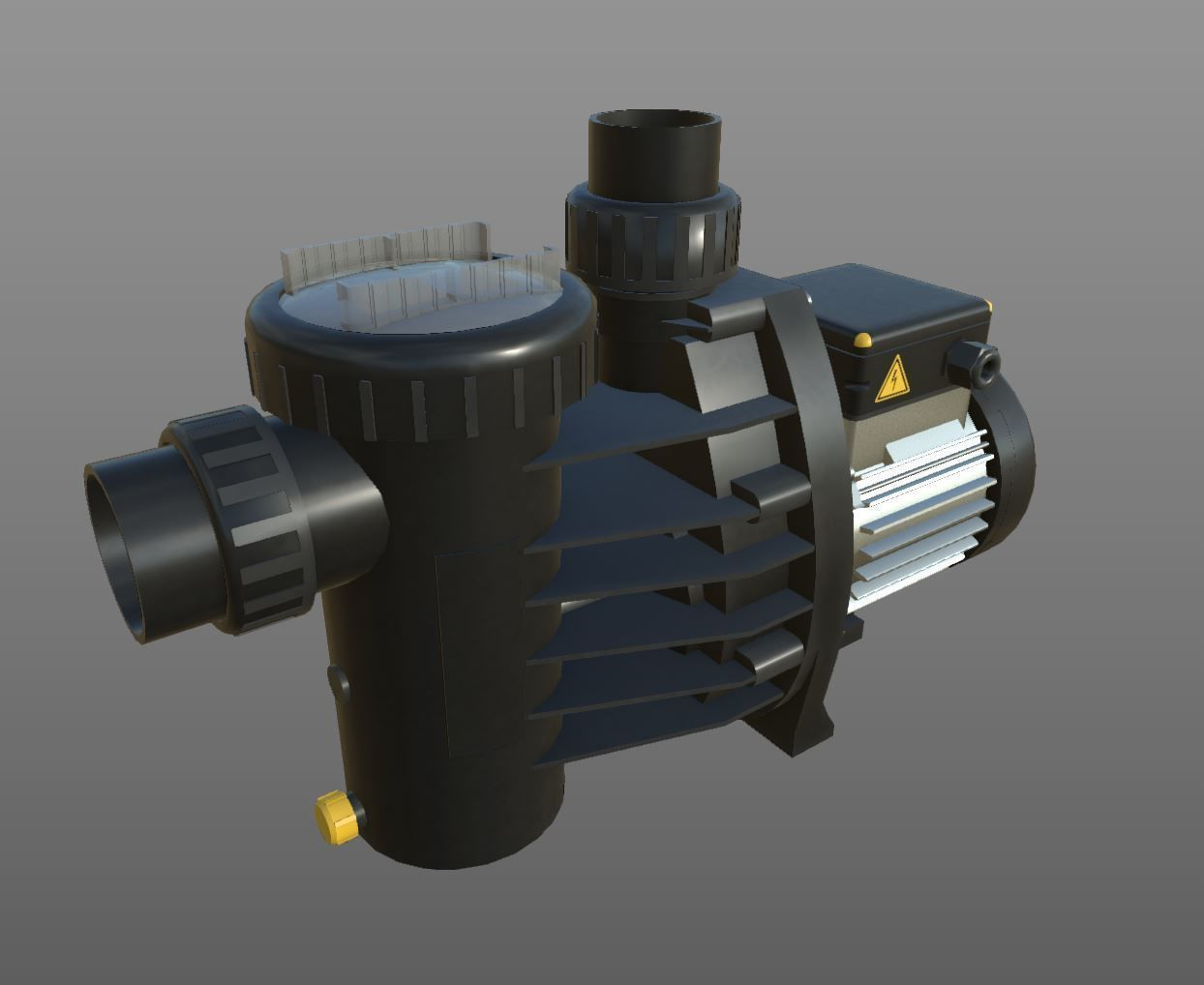 Speck Badu Magic Filter Pump