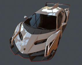 Lamborghini Veneno lamborghini 3D model