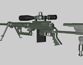 CheyTac Intervention M200 3D