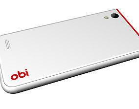 3D asset Obi Worldphone SJ1-5 white