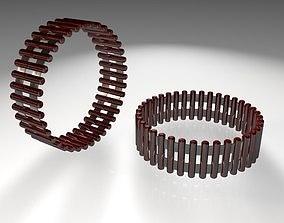 3D Futuristic ring