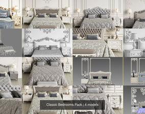 3D model Classic Bedrooms Pack