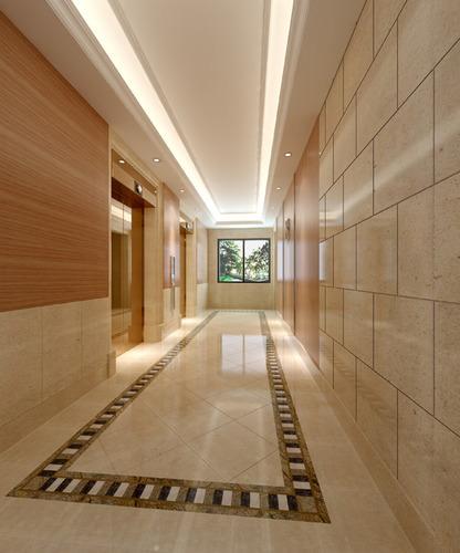3d model hotel corridor cgtrader - Schilderij model corridor ...