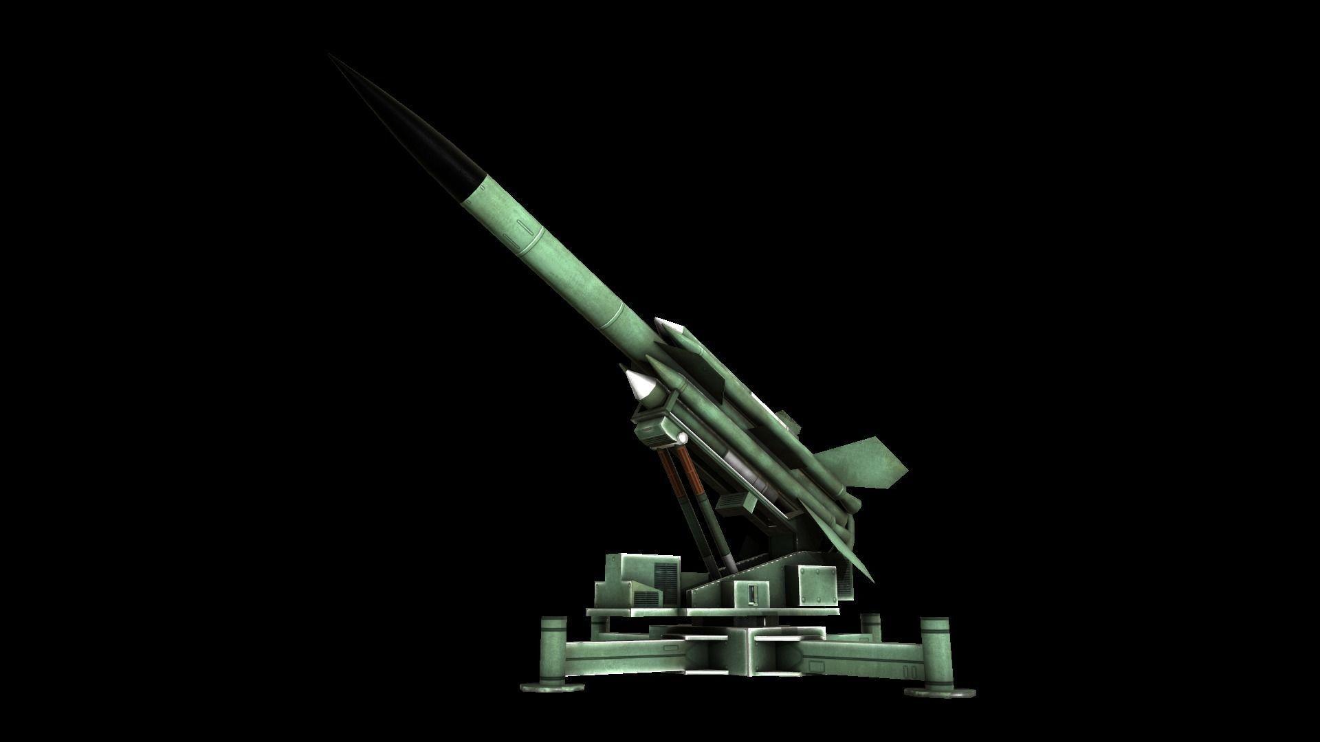Bristol Bloodhound SAM Missile