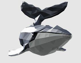Humpback Whale 3D model