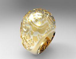 aqua ring 3d print model