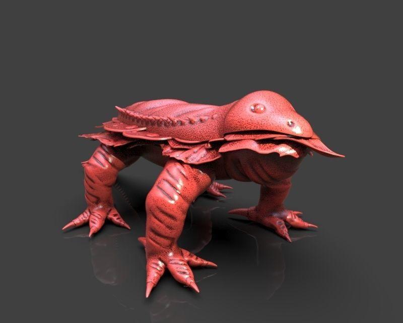 Baguesaur Sculpture