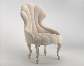 Smile Lines Chair caracole 3D model