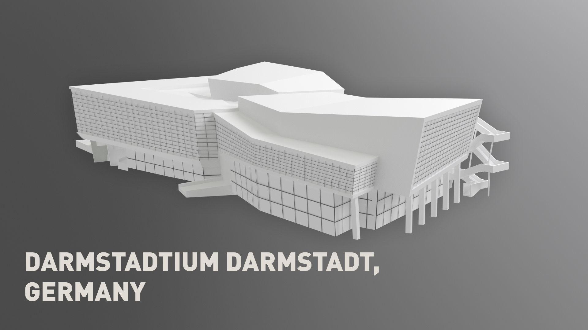 Darmstadtium Darmstadt Germany