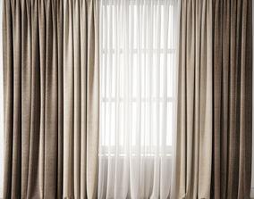 Curtain 111 3D model