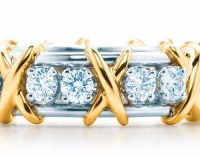 Beautiful ring 99 3D printable model