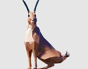 3D asset realtime Rabbit