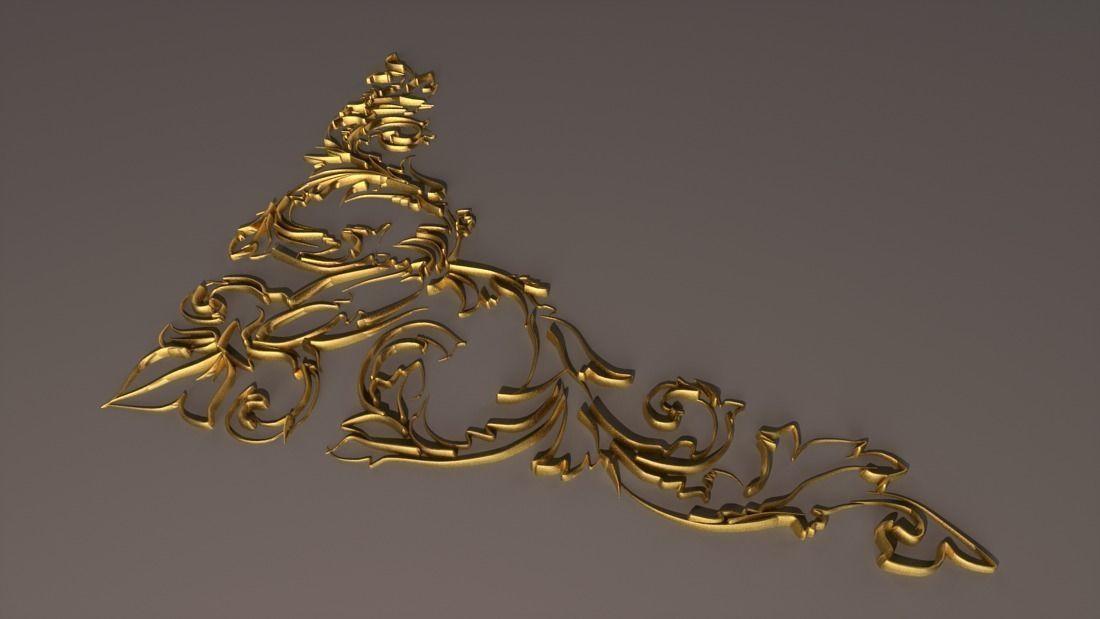 barocco ornament