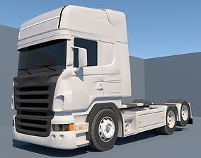 SCANIA 1 3D model