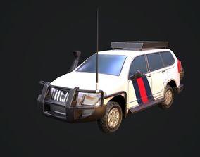 Toyota Prado 3D asset