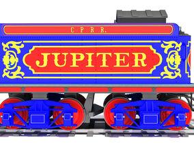 Train Tender 3D