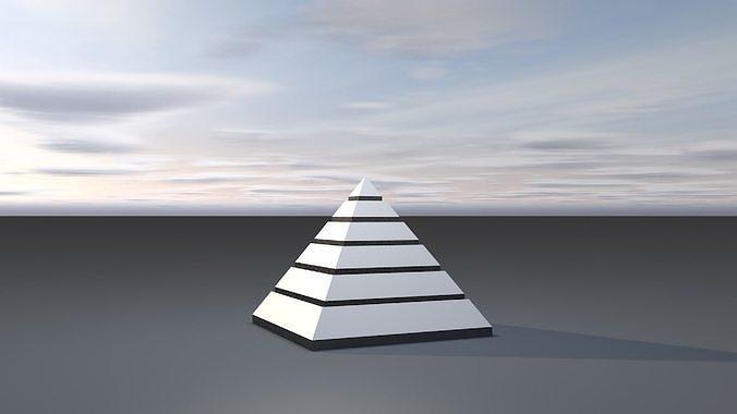 Sky castle Pyramid