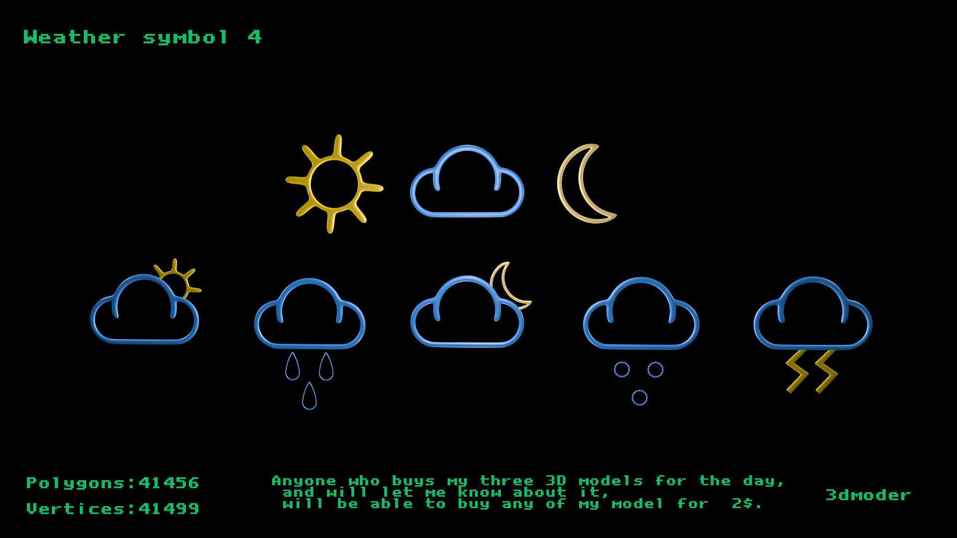 Weather symbol 4