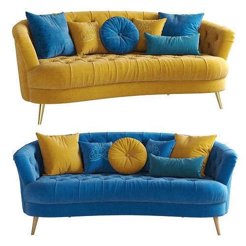 the alexander james jean mixi sofa 3d model max obj mtl mat 1