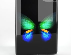 Samsung Galaxy Fold Element All Versions 3D model