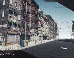 Part 2 city block 3D model