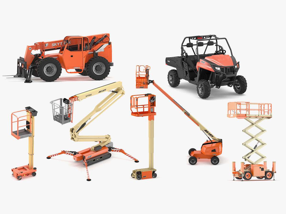 JLG Industries Equipment Collection