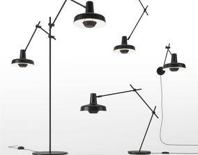 3D model Arigato Lamps Set02 by Grupa