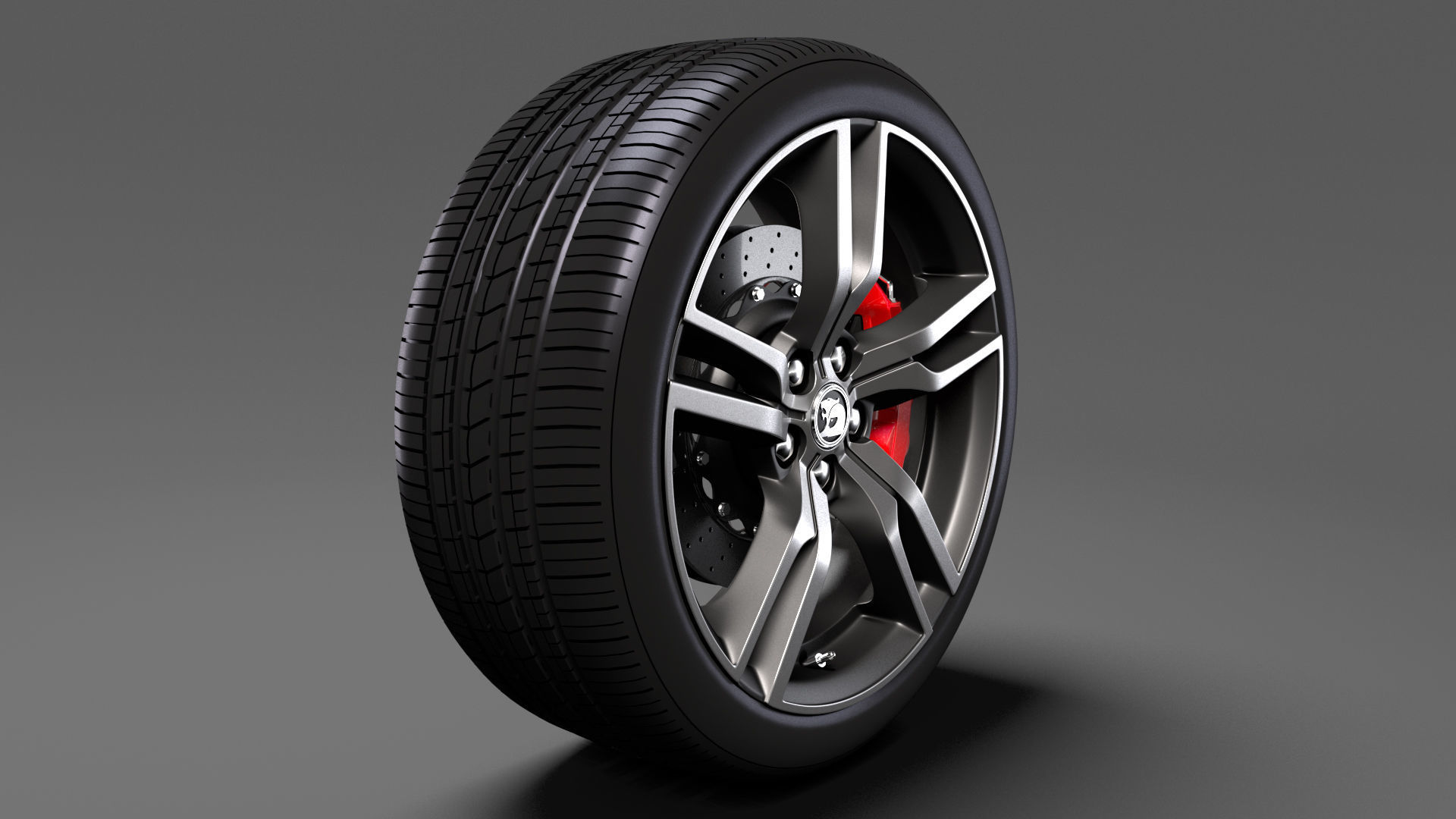 HSV Clubsport R8 Tourer Gen F2 wheel 2017