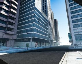City block part 5 3D