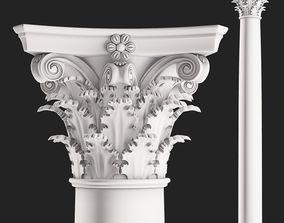 Column ompozite order 3D