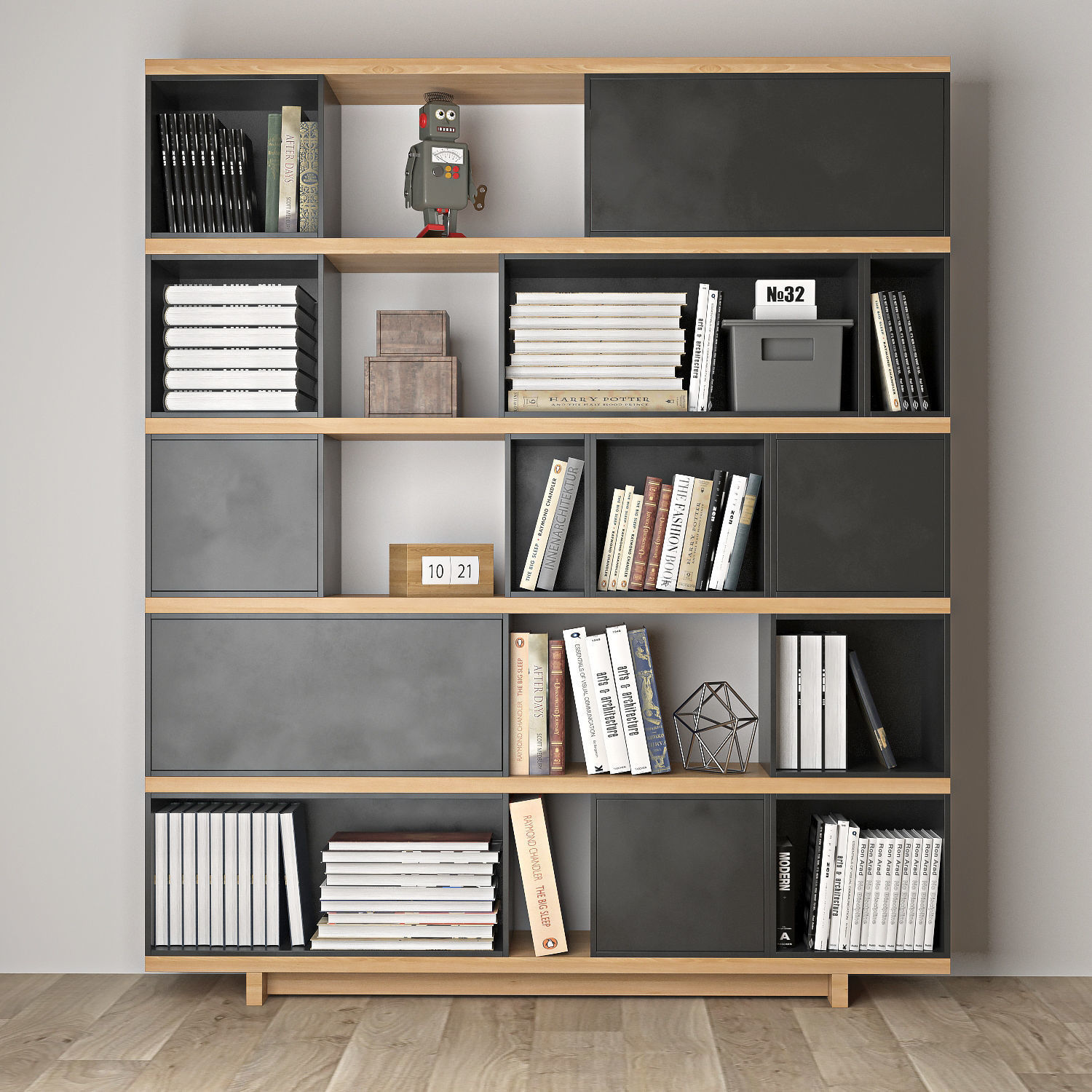bookcase office